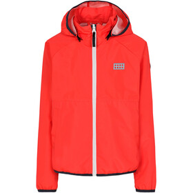 LEGO wear Lwjori 201 Jacket Kids red melange